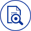 Icon - Transparenz durch unternehmensöffentliche Dashboards