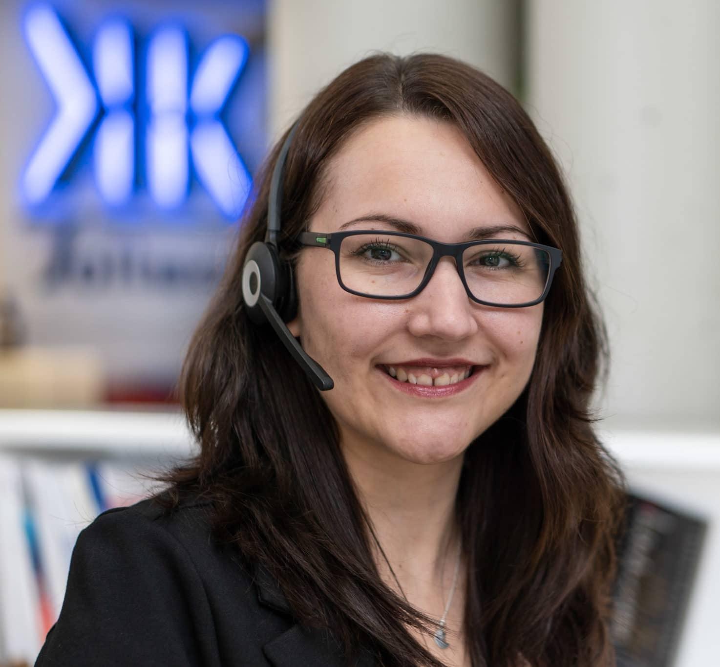 Vertriebsleiterin der K&K Software AG Laura Köpl