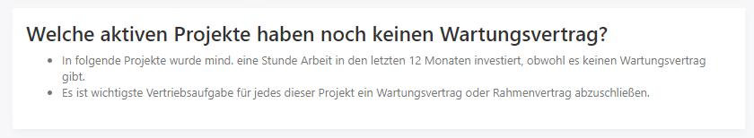 Redash_aktive Projekte