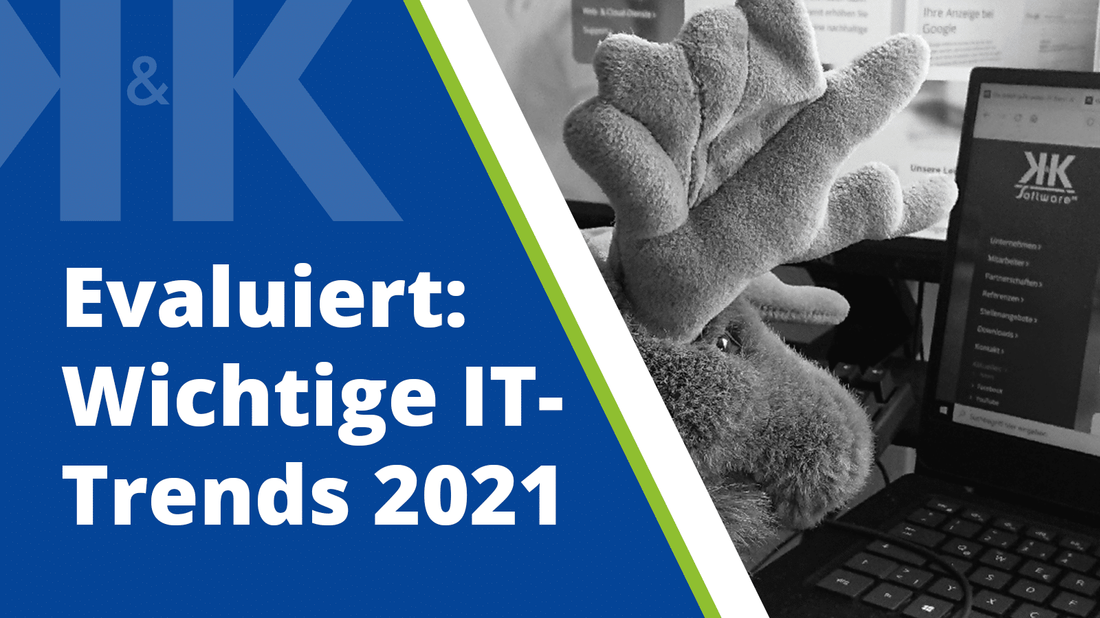 Die Arbeit geht weiter: IT-Trends 2021
